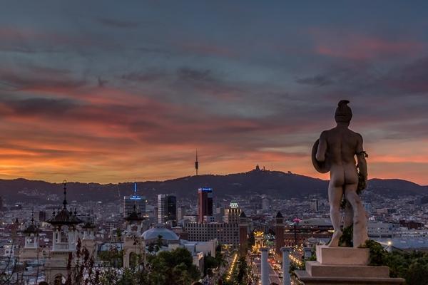 Barcelona Nachtleben und Restaurants