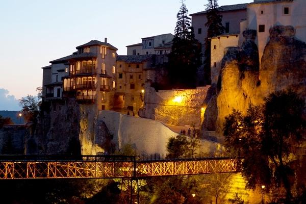 Ausflugsziel zwischen Madrid und Valencia: Cuenca