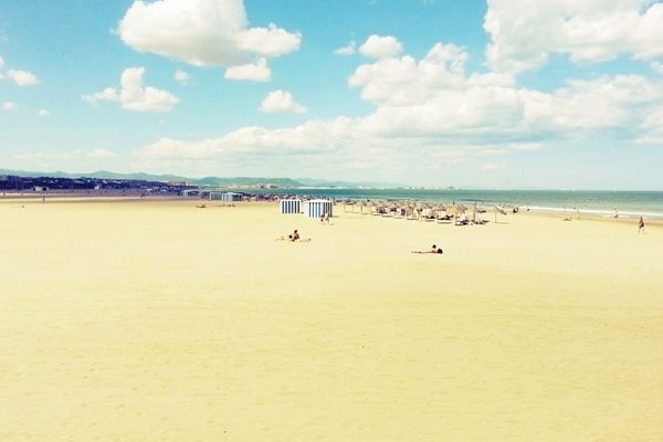 Strand Malvarrosa