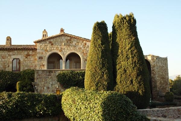 Sehenswürdigkeiten Costa Brava Mittelalterliches Dorf Pals