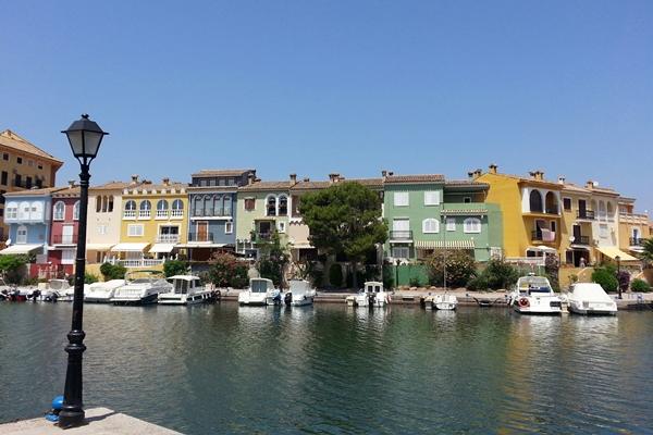 Ausflugsziel Port Saplaya bei Valencia