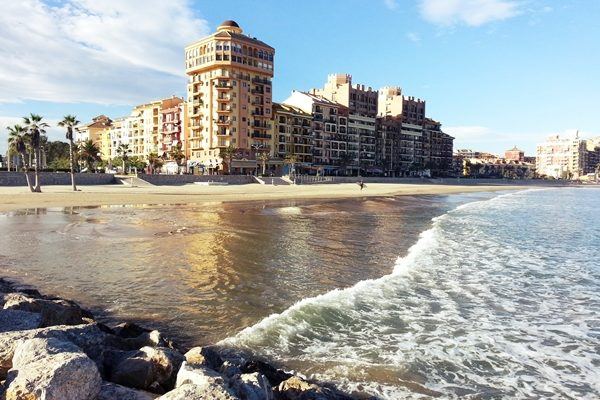 Urlaub in Valencia - Port Saplaya
