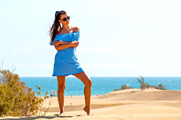 Urlaubsziel Gran Canaria