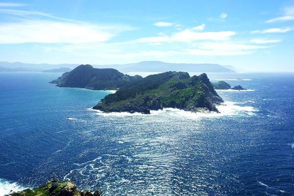 Ausflugsziel Cies Inseln