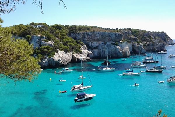 Urlaubsort Menorca