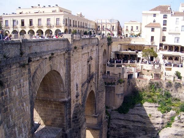 Sehenswürdigkeit in Ronda: Puente Nuevo