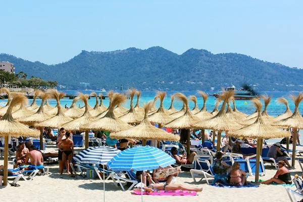 Urlaubsort an der Ostküste Mallorcas: Cala Millor