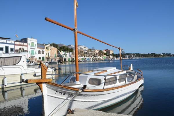Ausflugsziel Cala Romantica: Portocolom