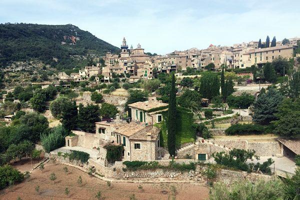 Ausflugsziel Valldemossa auf Mallorca