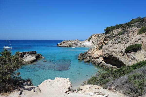 Ibiza schöne Buchten