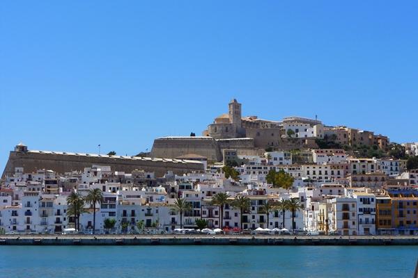 Urlaubsort Ibiza Stadt