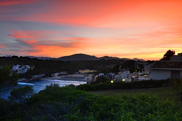 Bucht Cala Romantica auf Mallorca