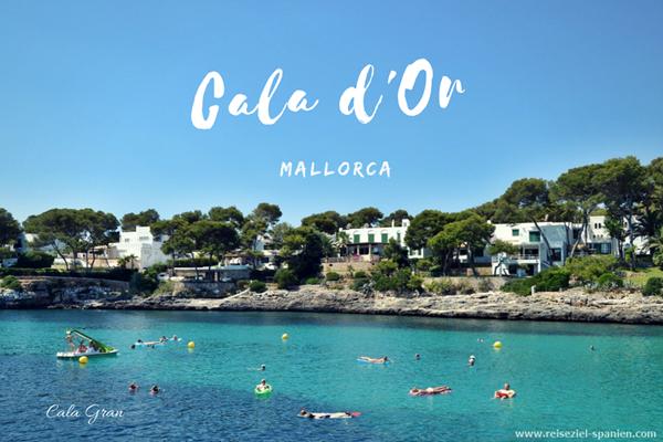 Mallorca Reisetipps Cala Dor Reiseziel Spaniencom
