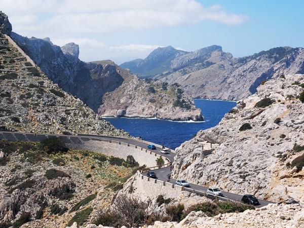 Sehenswürdigkeit im Nordosten Mallorcas: Cap Formentor
