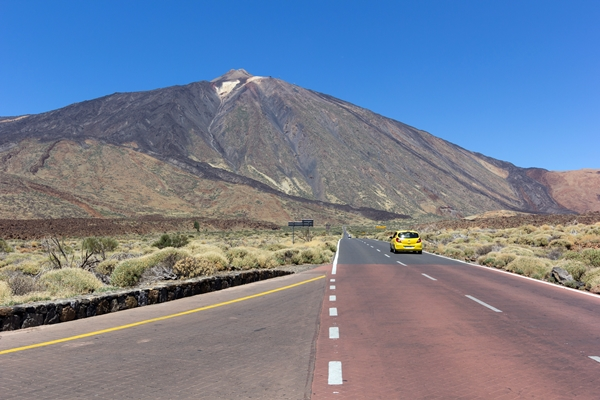 Ausflugsziel auf Teneriffa El Teide