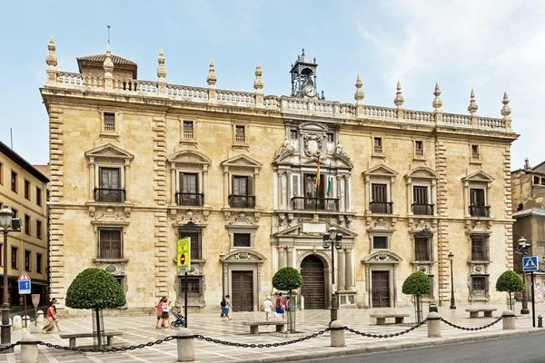 Sehenswerte Gebäude in Granada