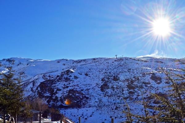 Ausflugsziele in der Sierra Nevada (Granada)