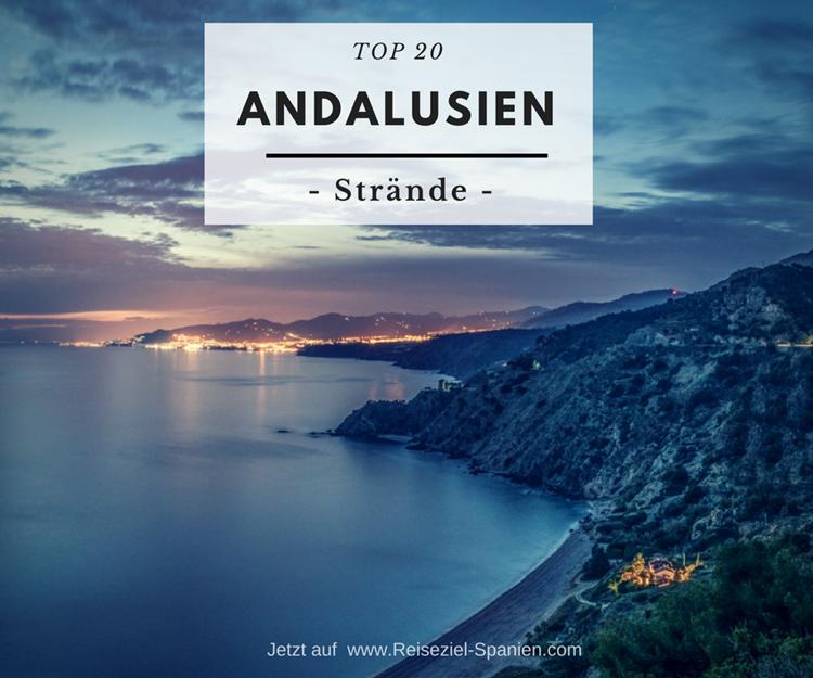 schönste Strände Andalusien