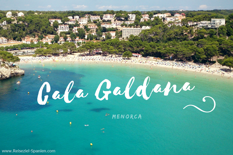 Urlaub in Cala Galdana, Menorca