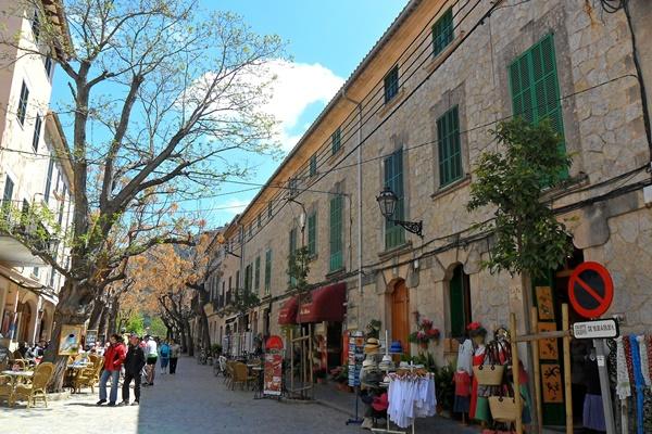 Ausflugsziel Mallorca Westküste: Valldemossa