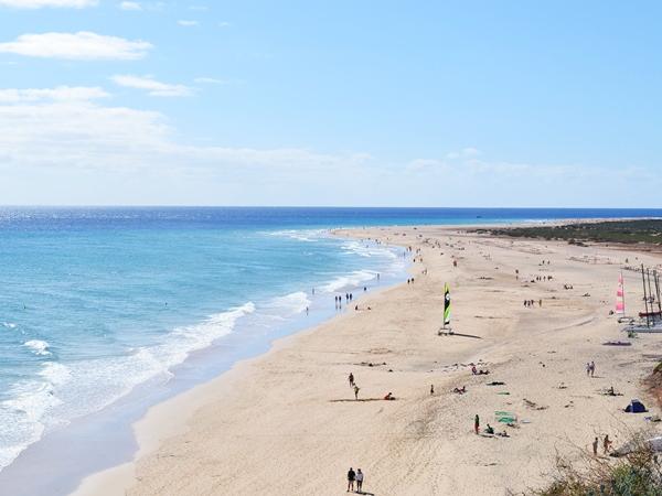 schöne Strände auf Fuerteventura: Jandia Morro Jable