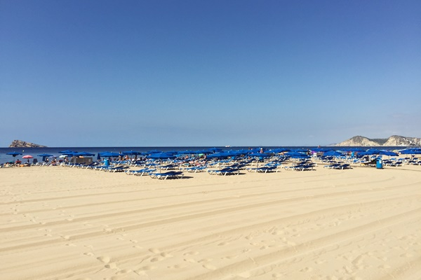 Strandurlaub Benidorm (Costa Blanca)