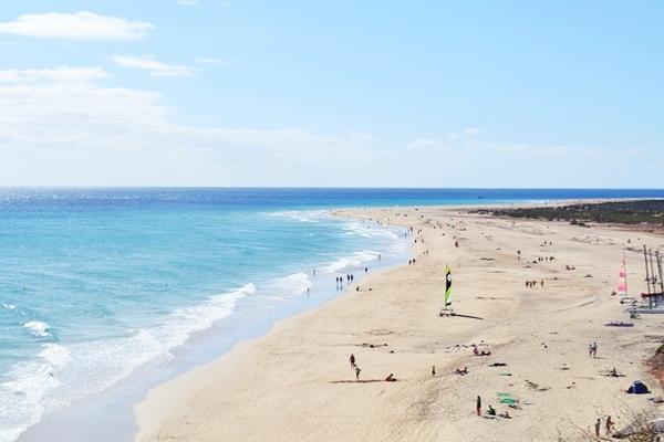 Urlaubsziel auf Fuerteventura