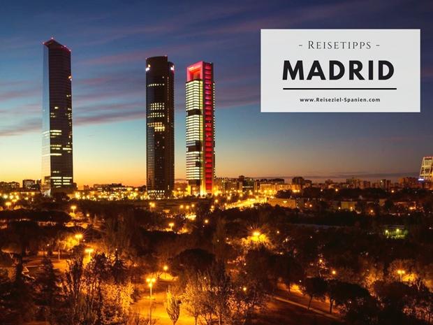 Reisetipps für Madrid