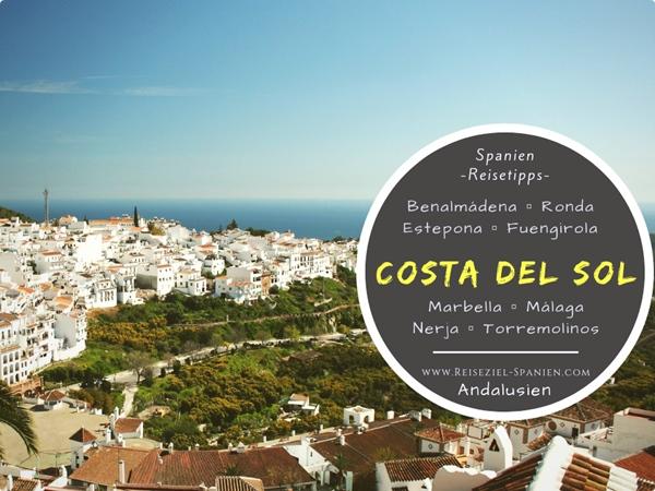Reisetipps für die Costa del Sol