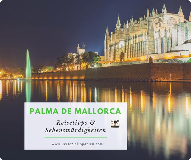 Palma de Mallorca Sehenswürdigkeiten und Reisetipps